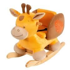 siege a bascule bebe nattou bascule girafe jungle doudouplanet
