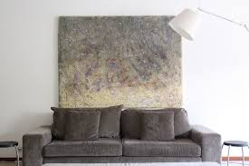 diy large artwork anecdotal anna