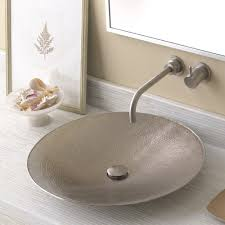 maestro mandala vessel bathroom sink native trails