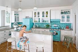 sea glass home decor decorate with sea glass style sunset magazine