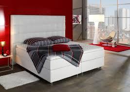 boxspringbett leder grau astonishing schlafzimmer modern braun boxspringbett trsser