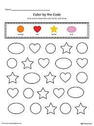 draw heart shape printable worksheet myteachingstation
