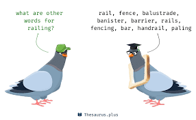 What Are Banisters Words Banisters And Railing Have Similar Meaning