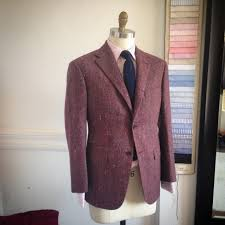 bespoke suits new york david reeves