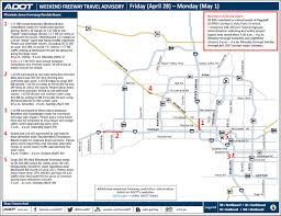 Arizona travel warnings images Weekend freeway travel advisory april 28 may 1 arizona 39 s family jpg