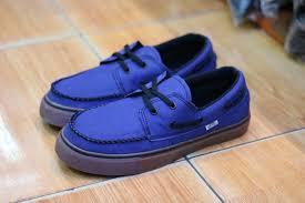 Jual Vans Zapato sepatu zapato jual sepatu vans zapato black sol gum di lapak