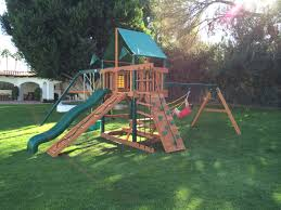 why buy from us nj swingsets
