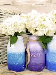 jar vases remodelando la casa painted jar vases