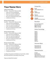 Resumes Templates Online Online Resume Format Finance Student Resume Example Sample Http
