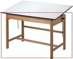 alvin onyx drafting table alvin onyx 4 piece adjustable drafting table station material