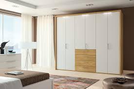 Schlafzimmerschrank Extra Hoch Cd Studioline Systemplan Drehtürenschrank Lack Weiß Wildeiche