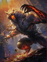 fenrir the unbound leyendas pinterest werewolves wolf