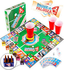 amazon com drink a palooza party board game combines