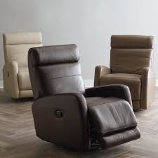 Oversized Swivel Rocker Recliner Split Back Glider Recliner Bassett Home Furnishings