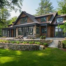 Rustic Home Designs Home Design Ideas Befabulousdailyus - Rustic modern home design