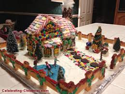 ideas for gingerbread houses decorations house and home design