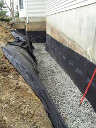 Interior Basement Wall Waterproofing Membrane Basement Waterproofing