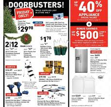 lowes black friday sales deals and ads 2018