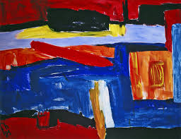 1989 u0027winter landscape u0027 acrylic large painting on canva u2026 flickr