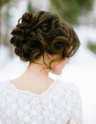 with curls for wedding curly wedding updos official