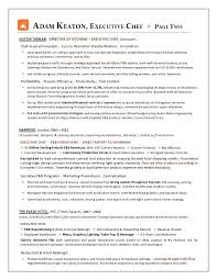 executive chef resume template chef resumes chef resume objective exles template executive