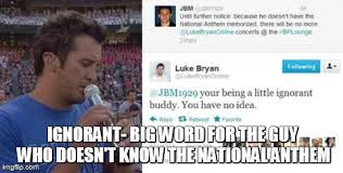 Meme Tool - farce the music luke bryan is a tool memes guest submission