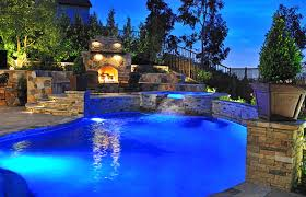 Intellibrite Landscape Lights Pentair Intellibrite Pool Lighting Houzz
