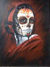 beautiful sugar skull photos pictures and sketches