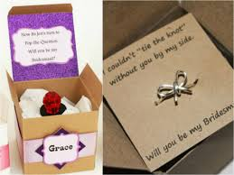 Bridesmaid Asking Ideas Cute And Creative Ways To Propose To Your Bridesmaids