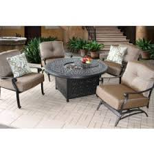 Deep Seat Outdoor Furniture by Elisabeth Outdoor Patio 7pc Deep Seating Set With 52