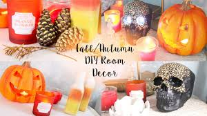 diy u0026 pinterest room decor for autumn fall room decor