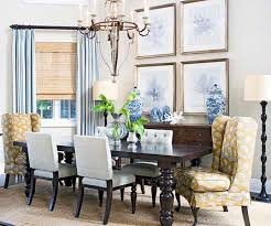 Dining Room Wingback Chairs Amusing Wingback Dining Room Chairs Picture By Laundry Room