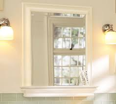 Best Place To Buy Bathroom Mirrors Pottery Barn Bathroom Mirrors With Regard To Vanity Ideas 8