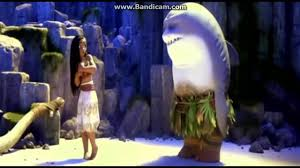 just watched moana and this is all i could think about shark head