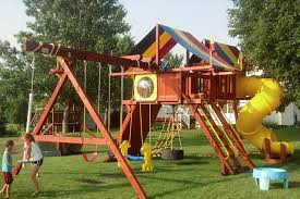 Backyard Play Systems by Rainbow Photo Gallery Playground King Florida
