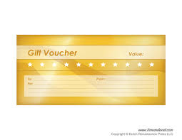 free printable gift voucher templates blank gift vouchers