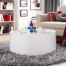 Couchtisch Weiss Design Ideen Couchtisch Weiß Hochglanz Rund Drehbar Couchtisch Modern Weiß