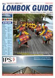 the lombok guide issue 240 by the lombok guide issuu