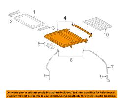 lexus rx 400h user guide lexus toyota oem 06 08 rx400h sunroof frame 632030e010 ebay