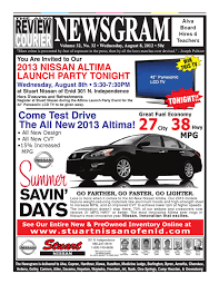 newsgram august 8 2012 by alva review courier newsgram issuu