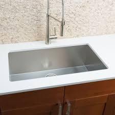 Single Undermount Kitchen Sink by Hahn Chef Series 30