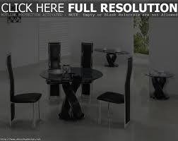 Glass Dining Table 4 Chairs Chair Glass Dining Tables Modern Room Photo Of Well Table And 4