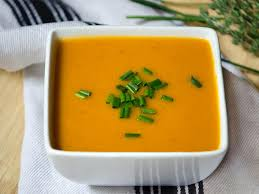 roasted butternut squash soup chic eats