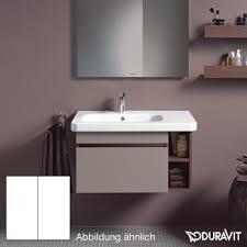 Duravit Fogo Vanity Unit Wall Mounted Duravit Durastyle Wall Mounted Vanity Unit Matt White Bathroom