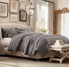 make your bedroom more elegant with linen duvet cover