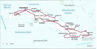 Guantanamo Bay Map Kuba Reisebericht
