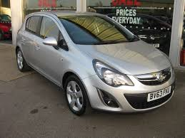 vauxhall silver used sovereign silver metallic vauxhall corsa for sale lincolnshire