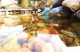 How To Build A Pond In Your Backyard by How To Build Outdoor Waterfalls Inexpensively