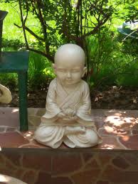 buddha statue garden home design ideas and pictures
