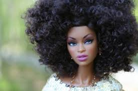 natural hair group georgia black barbie dolls natural